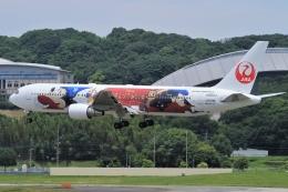 ウッディーさんが、福岡空港で撮影した日本航空 767-346/ERの航空フォト(飛行機 写真・画像)