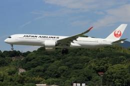 ウッディーさんが、福岡空港で撮影した日本航空 A350-941の航空フォト(飛行機 写真・画像)