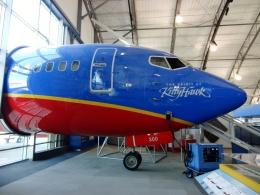 TA27さんが、ダラス・ラブフィールド空港で撮影したサウスウェスト航空 737-3H4の航空フォト(飛行機 写真・画像)