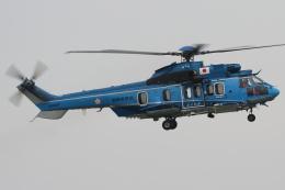 B14A3062Kさんが、神戸空港で撮影したエアバス・ヘリコプターズ・ジャパン EC225LP Super Puma Mk2+の航空フォト(飛行機 写真・画像)