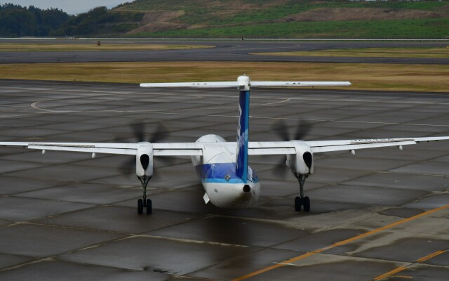 福島空港 - Fukushima Airport [FKS/RJSF]で撮影された福島空港 - Fukushima Airport [FKS/RJSF]の航空機写真(フォト・画像)