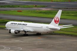 ばっきーさんが、羽田空港で撮影した日本航空 767-346/ERの航空フォト(飛行機 写真・画像)