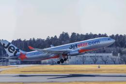 rokko2000さんが、成田国際空港で撮影したジェットスター A330-202の航空フォト(飛行機 写真・画像)