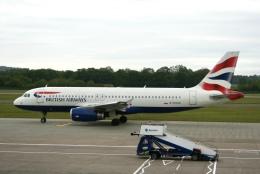 NIKEさんが、エディンバラ空港で撮影したブリティッシュ・エアウェイズ A320-232の航空フォト(飛行機 写真・画像)