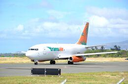 kohei787さんが、ダニエル・K・イノウエ国際空港で撮影したトランスエア 737-275C/Advの航空フォト(飛行機 写真・画像)