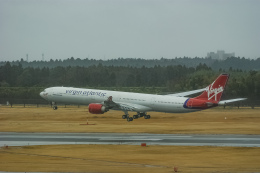 rokko2000さんが、成田国際空港で撮影したヴァージン・アトランティック航空 A340-642の航空フォト(飛行機 写真・画像)