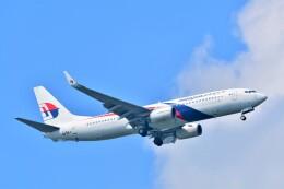 航空フォト:9M-MLU マレーシア航空 737-800