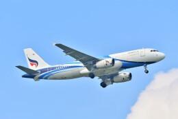 航空フォト:HS-PPJ バンコクエアウェイズ A320