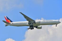 Hiro Satoさんが、スワンナプーム国際空港で撮影したフィリピン航空 777-36N/ERの航空フォト(飛行機 写真・画像)