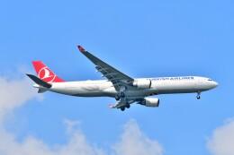 Hiro Satoさんが、スワンナプーム国際空港で撮影したターキッシュ・エアラインズ A330-303の航空フォト(飛行機 写真・画像)