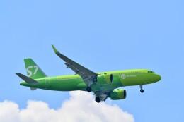 Hiro Satoさんが、スワンナプーム国際空港で撮影したS7航空 A320-271Nの航空フォト(飛行機 写真・画像)