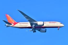 Hiro Satoさんが、スワンナプーム国際空港で撮影したエア・インディア 787-8 Dreamlinerの航空フォト(飛行機 写真・画像)