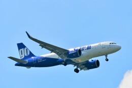 Hiro Satoさんが、スワンナプーム国際空港で撮影したゴーエア A320-271Nの航空フォト(飛行機 写真・画像)