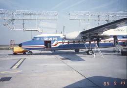 HND_fanさんが、エディンバラ空港で撮影したair UKの航空フォト(飛行機 写真・画像)