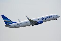 あまるめさんが、成田国際空港で撮影したヤクティア・エア 737-85Fの航空フォト(飛行機 写真・画像)