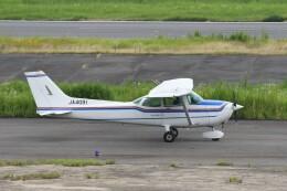 ヨッシさんが、岡南飛行場で撮影した日本個人所有 172P Skyhawkの航空フォト(飛行機 写真・画像)