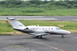 ヨッシさんが、岡南飛行場で撮影した日本個人所有 525 Citation CJ1の航空フォト(飛行機 写真・画像)