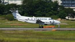ハミングバードさんが、名古屋飛行場で撮影した日本法人所有 B300の航空フォト(飛行機 写真・画像)
