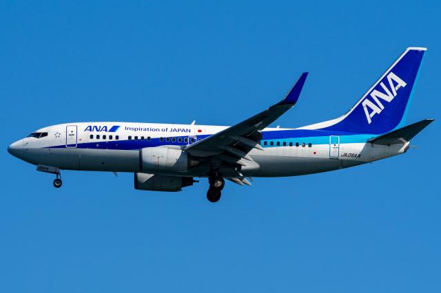 航空フォト:JA06AN 全日空 737-700