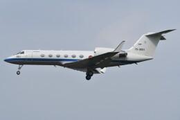 デルタおA330さんが、入間飛行場で撮影した航空自衛隊 U-4 Gulfstream IV (G-IV-MPA)の航空フォト(飛行機 写真・画像)