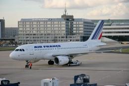 航空フォト:F-GRXE エールフランス航空 A319