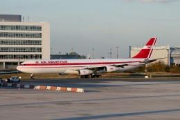 TA27さんが、パリ シャルル・ド・ゴール国際空港で撮影したモーリシャス航空 A340-313Xの航空フォト(飛行機 写真・画像)