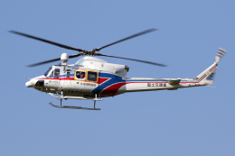 Echo-Kiloさんが、札幌飛行場で撮影した国土交通省 北海道開発局 412EPIの航空フォト(飛行機 写真・画像)