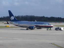 TA27さんが、オーランド国際空港で撮影したアエロメヒコ航空 737-752の航空フォト(飛行機 写真・画像)