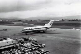 KOMAKIYAMAさんが、福岡空港で撮影した日本航空 727-46の航空フォト(飛行機 写真・画像)