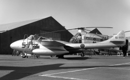 Y.Todaさんが、浜松基地で撮影した航空自衛隊 DH.115 Vampire T55の航空フォト(飛行機 写真・画像)