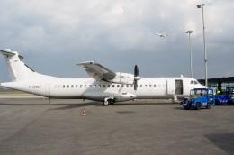 TA27さんが、リヨン・サンテグジュペリ空港で撮影したエールリネール ATR 72-201の航空フォト(飛行機 写真・画像)
