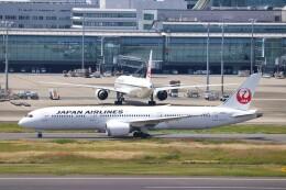 Yuseiさんが、羽田空港で撮影した日本航空 787-9の航空フォト(飛行機 写真・画像)