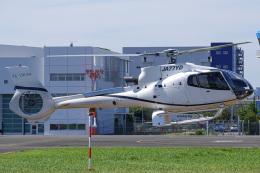 Tatsuya.Kさんが、東京ヘリポートで撮影したオートパンサー EC130B4の航空フォト(飛行機 写真・画像)
