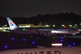 PIRORINGさんが、成田国際空港で撮影した大韓航空 787-9の航空フォト(飛行機 写真・画像)