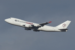 sepia2016さんが、成田国際空港で撮影したスカイ・リース・カーゴ 747-428F/ER/SCDの航空フォト(飛行機 写真・画像)