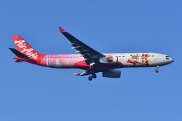 Deepさんが、成田国際空港で撮影したタイ・エアアジア・エックス A330-343Xの航空フォト(飛行機 写真・画像)