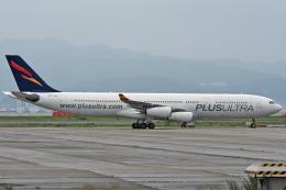 関西国際空港 - Kansai International Airport [KIX/RJBB]で撮影されたプルス・ウルトラ - Plus Ultra [PU/PUE]の航空機写真