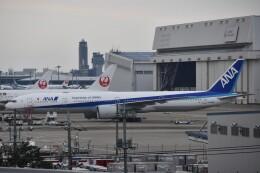PIRORINGさんが、成田国際空港で撮影した全日空 777-381/ERの航空フォト(飛行機 写真・画像)