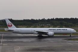 PIRORINGさんが、成田国際空港で撮影した日本航空 777-346/ERの航空フォト(飛行機 写真・画像)
