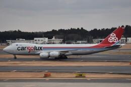 PIRORINGさんが、成田国際空港で撮影したカーゴルクス 747-8R7F/SCDの航空フォト(飛行機 写真・画像)