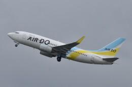 PIRORINGさんが、羽田空港で撮影したAIR DO 737-781の航空フォト(飛行機 写真・画像)
