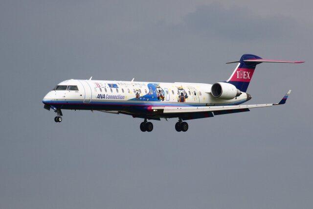 航空フォト:JA14RJ アイベックスエアラインズ CRJ-700