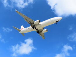 cooymdさんが、宮古空港で撮影した日本トランスオーシャン航空 737-8Q3の航空フォト(飛行機 写真・画像)