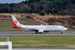 TA27さんが、青森空港で撮影した奥凱航空 737-9KF/ERの航空フォト(飛行機 写真・画像)