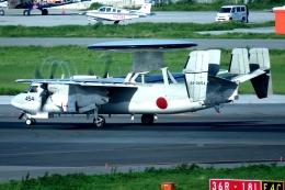 SFJ_capさんが、那覇空港で撮影した航空自衛隊 E-2C Hawkeyeの航空フォト(飛行機 写真・画像)