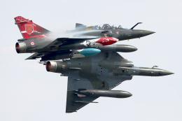 AkiChup0nさんが、フェアフォード空軍基地で撮影したフランス空軍 Mirage 2000Dの航空フォト(飛行機 写真・画像)
