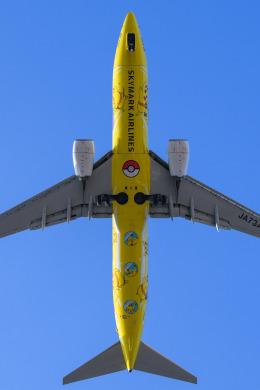 kuraykiさんが、羽田空港で撮影したスカイマーク 737-8ALの航空フォト(飛行機 写真・画像)