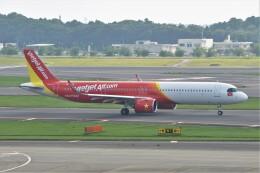 fly A340さんが、成田国際空港で撮影したベトジェットエア A321-271NXの航空フォト(飛行機 写真・画像)