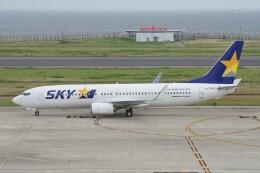 ふうちゃんさんが、神戸空港で撮影したスカイマーク 737-86Nの航空フォト(飛行機 写真・画像)