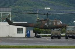 ko_zo.k@KMJさんが、熊本空港で撮影した陸上自衛隊 UH-1Jの航空フォト(飛行機 写真・画像)